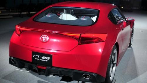 Fotografii noi cu conceptul Toyota FT-8616206