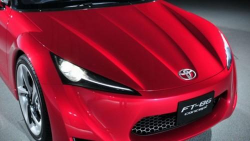 Fotografii noi cu conceptul Toyota FT-8616227