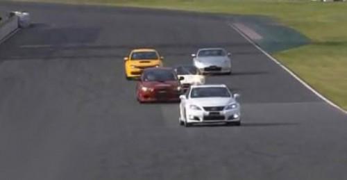 VIDEO: Confruntare intre cele mai rapide modele japoneze16164