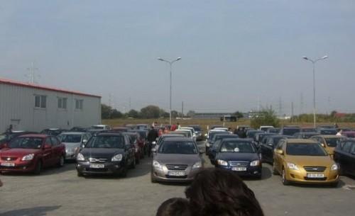 Cea mai mare parada Kia din lume, in Romania la Brasov16130