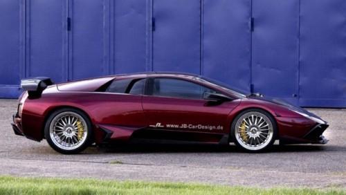 Lamborghini Murcielago LP640, cu 750 CP16125