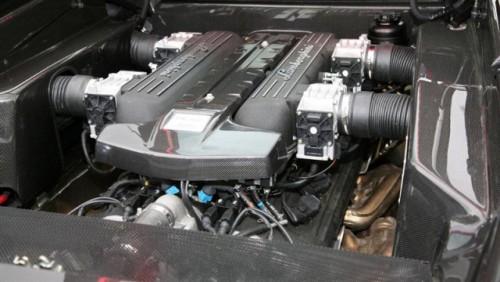 Lamborghini Murcielago LP640, cu 750 CP16128