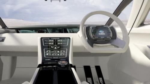 Imagini oficiale cu Subaru Hybrid Tourer Concept16107