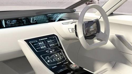 Imagini oficiale cu Subaru Hybrid Tourer Concept16108