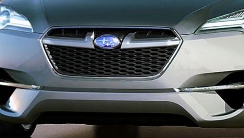 Imagini oficiale cu Subaru Hybrid Tourer Concept16109