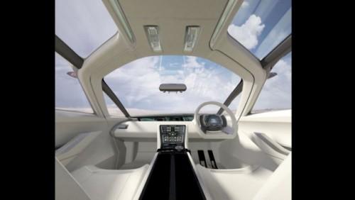 Imagini oficiale cu Subaru Hybrid Tourer Concept16110