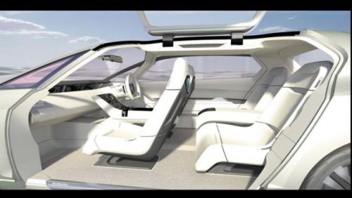 Imagini oficiale cu Subaru Hybrid Tourer Concept16111