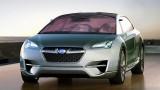Imagini oficiale cu Subaru Hybrid Tourer Concept16099