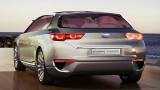 Imagini oficiale cu Subaru Hybrid Tourer Concept16100