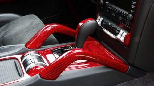 Gladiator 700 GT Biturbo, Porsche Cayenne de 700 CP16046