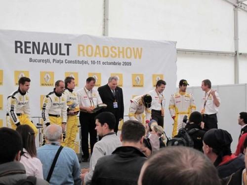 Renault F1 Roadshow Bucuresti 200916005
