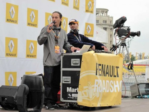 Renault F1 Roadshow Bucuresti 200916016