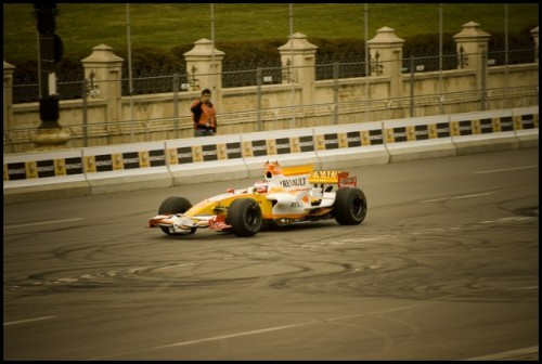 Galerie Foto: Renault F1 Roadshow la Bucuresti15972