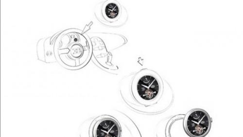 Ceas special pentru Bugatti 16C Galibier15952