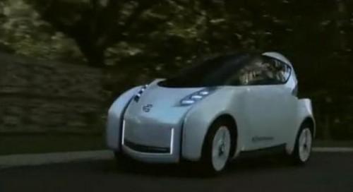 VIDEO: Noul concept Nissan Land Glider15941