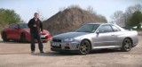 VIDEO: Confruntare Nissan: Skyline vs. GT-R15933