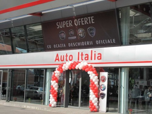 AutoItalia deschide cel de al treilea show-room15891