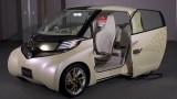 Toyota a prezentat noul iQ electric15846