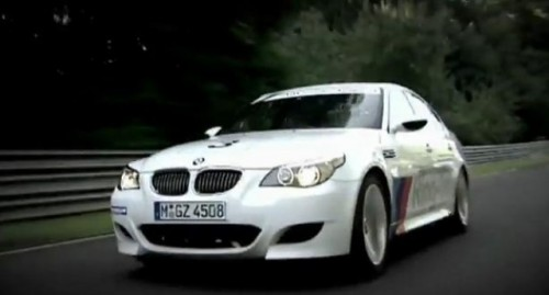 VIDEO: BMW M5 Ring Taxi, la Nurburgring15795