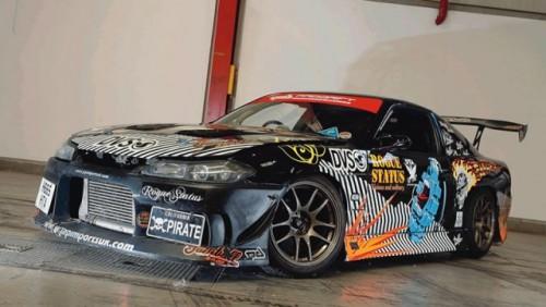 Imagini cu Nissan 180 SX, by Dirty Sanchez15737