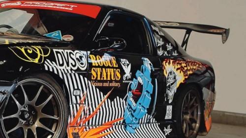 Imagini cu Nissan 180 SX, by Dirty Sanchez15740