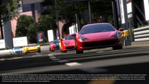 Sony a pregatit 830 de modele pentru Gran Turismo PSP15718