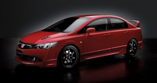 VIDEO: Test drive cu Honda Mugen Civic Type R15701