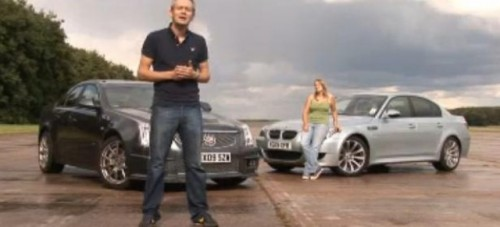 VIDEO: BMW M5 vs. Cadillac CTS V15692
