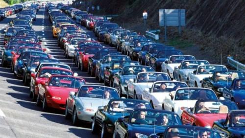 Parada cu 1.600 Mazda MX-515676