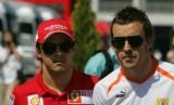 Fernando Alonso a semnat cu Ferrari15671