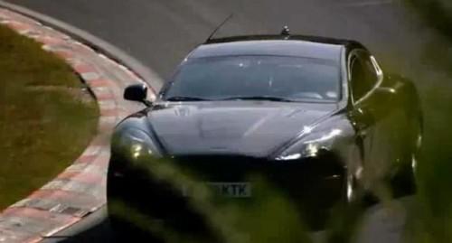VIDEO: Aston Martin Rapide, in teste la Nurburgring15670