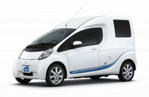 Avanpremiere Tokyo: Mitsubishi  PX-MiEV si i-MiEV CARGO15649