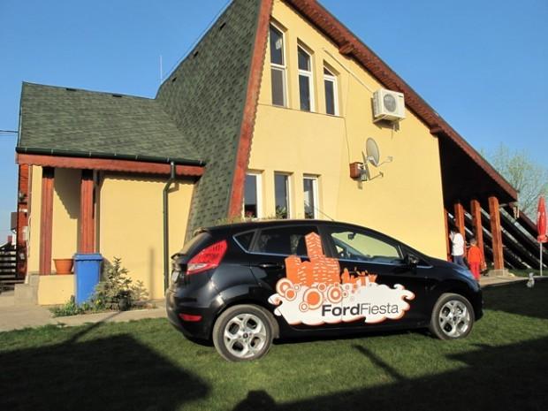 Ford Fiesta Titanium 1.4l