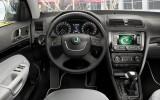 Interior Skoda Octavia facelift