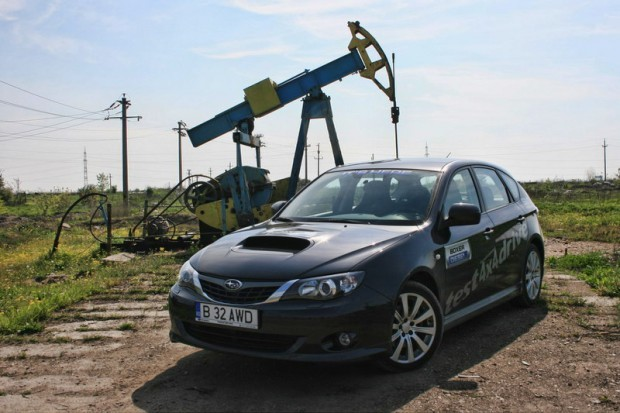 Test-drive Subaru Impreza