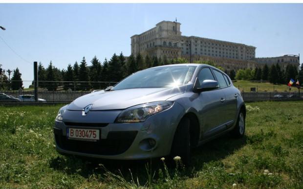 Drive-test cu Renault Megane