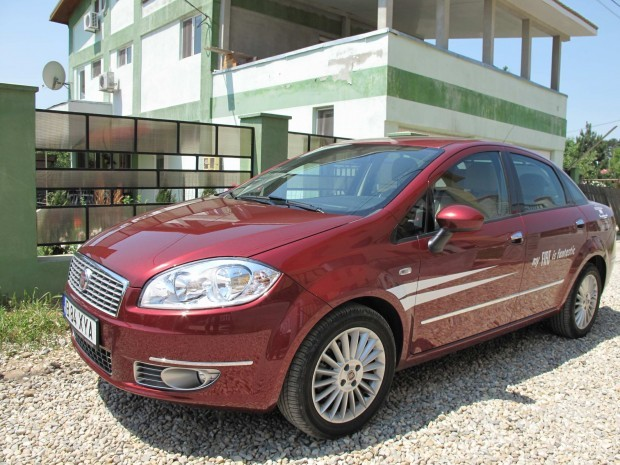 FIAT Linea 1.4 T-JET Emotion