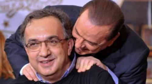 Seful Fiat cere ajutor de la stat. Berlusconi i-l ofera!15636