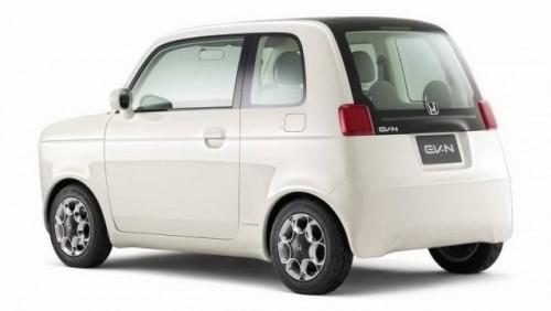 Avanpremiera Tokyo: Honda EV-N15622