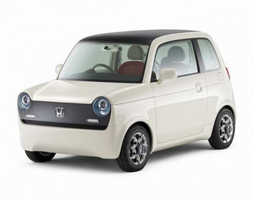 Avanpremiera Tokyo: Honda EV-N15623