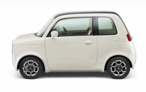 Avanpremiera Tokyo: Honda EV-N15625