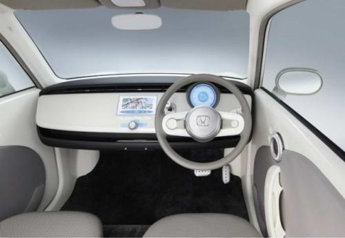 Avanpremiera Tokyo: Honda EV-N15627