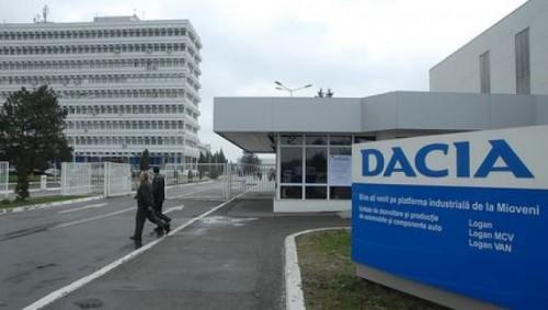 Dacia creste salariile angajatilor15618