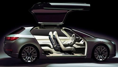 Subaru prezinta Hybrid Tourer Concept15612
