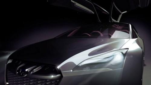 Subaru prezinta Hybrid Tourer Concept15613
