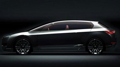 Subaru prezinta Hybrid Tourer Concept15614