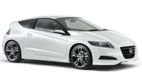 Primele imagini cu noul Honda CR-Z Sports Coupe15596