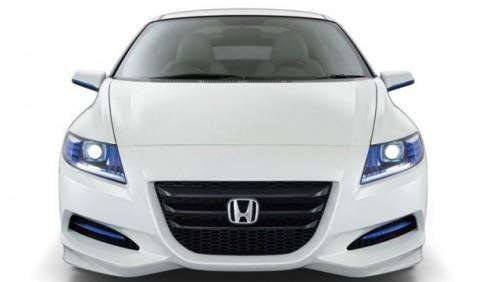 Primele imagini cu noul Honda CR-Z Sports Coupe15597