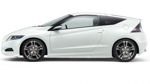 Primele imagini cu noul Honda CR-Z Sports Coupe15598