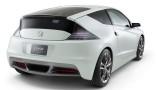 Primele imagini cu noul Honda CR-Z Sports Coupe15599
